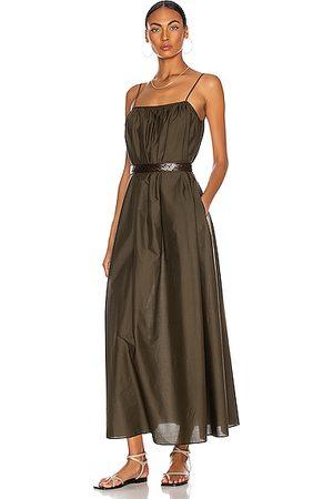 MATTEAU Maxi Dresses - Voluminous Sun Dress in