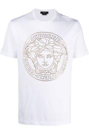 VERSACE Medusa-print T-shirt