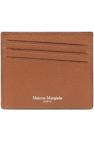 Maison Margiela Four-stitch logo cardholder