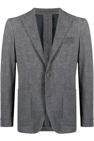 Traiano Milano Brera blazer - Grey