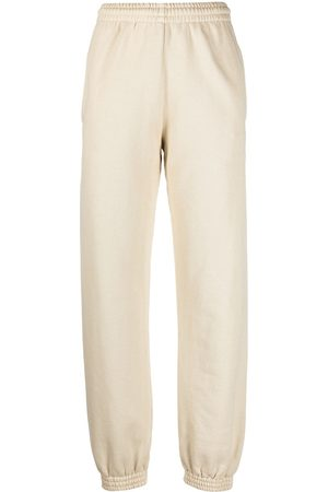 OFF-WHITE Diag tapered track pants - Neutrals