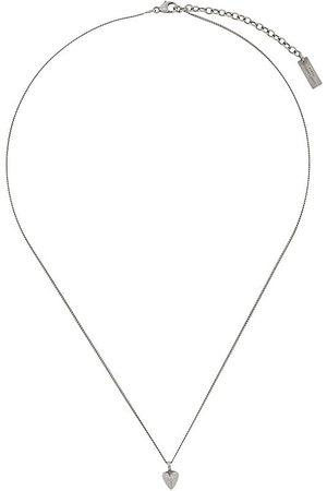 Saint Laurent Women Necklaces - Heart pendant necklace