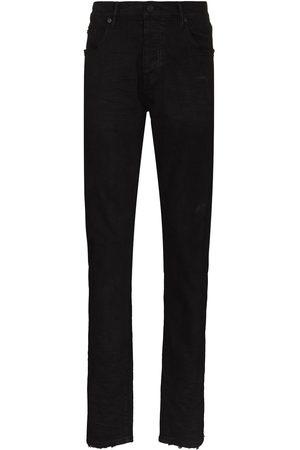 Purple Brand Five-pocket skinny cut jeans