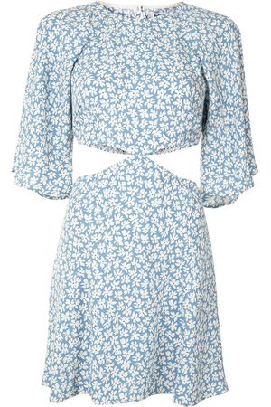 Reformation All-over floral print dress