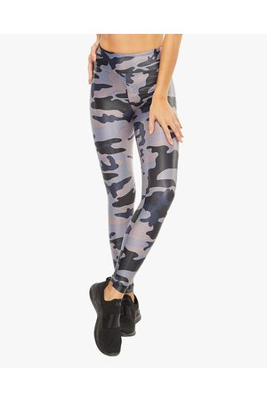Koral Women Leggings - Lustrous High-Rise Camo Leggings