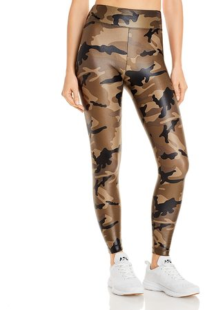 Koral Lustrous High-Rise Camo Leggings