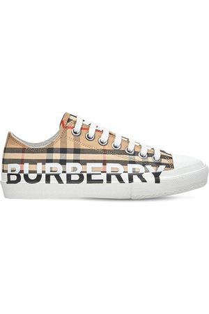 Burberry 20mm Larkhall Check Sneakers