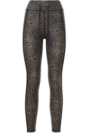 The Upside Leopard Print Yoga Pants