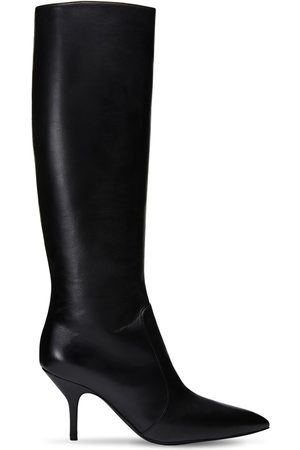 MAGDA BUTRYM 85mm Egypt Leather Tall Boots