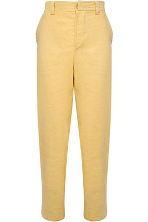 Jacquemus Le Pantalon De Costume Linen Blend Pants