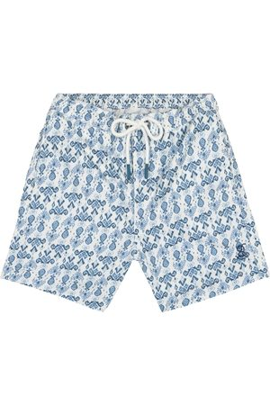 BONPOINT Printed swim trunks