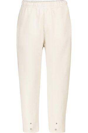 Les Tien Cotton fleece trackpants