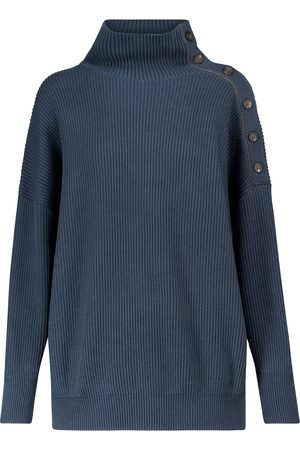 Brunello Cucinelli High-neck cotton sweater