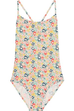 BONPOINT Floral swimsuit