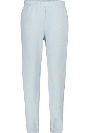 Les Tien Exclusive to Mytheresa – Classic cotton fleece trackpants