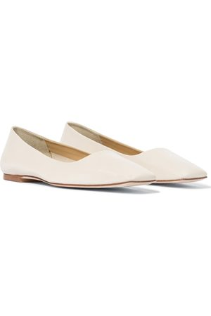 Aeydē Gina leather ballet flats