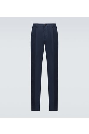 Brunello Cucinelli Dyed chino pants