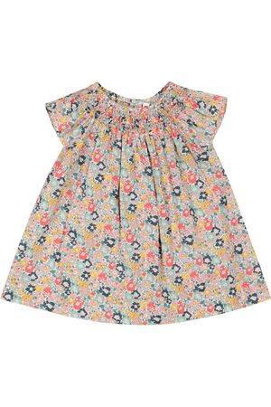 BONPOINT Baby Swing floral cotton dress