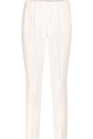 Brunello Cucinelli High-rise slim pants