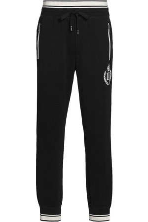 Dolce & Gabbana Men's Crown Jersey Sweatpants - - Size 54 (38)