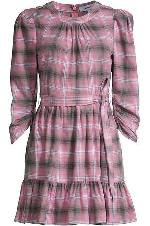 LIKELY Women's Griffyn Plaid Dress - - Size 10