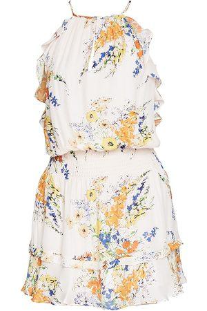 Parker Women's Williame Floral Mini Dress - Juniper Garden - Size Medium