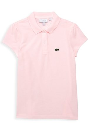 Lacoste Little Girl's & Girl's Mini Pique Polo - - Size 4