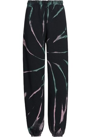 Myrrhe Women's Tie-Dye Sweatpants - - Size Medium
