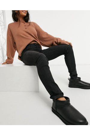 Lee Lee Scarlett high waist skinny jeans in washed