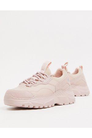 Skechers B-Rad sneakers in mauve
