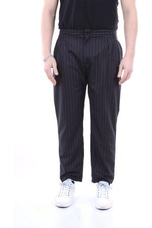 CHOICE Regular Men pinstripe polyester elastane