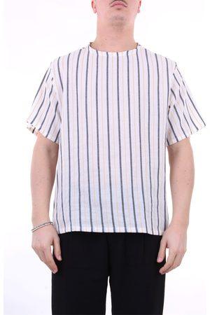 CHOICE Short sleeve Men Fancy cotton