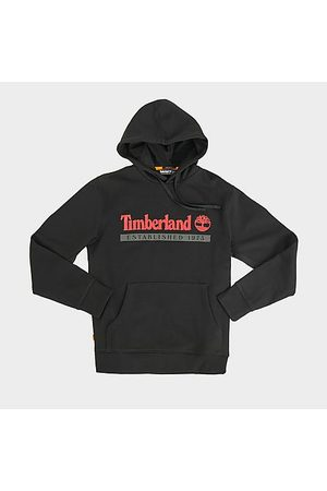 Timberland Men's Established 1973 Hoodie in Size Small Cotton/Polyester/Fleece