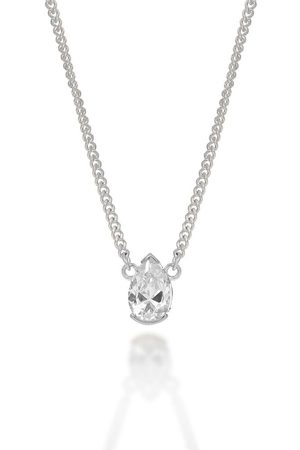 V by Laura Vann Women Necklaces - Evelyn sterling necklace