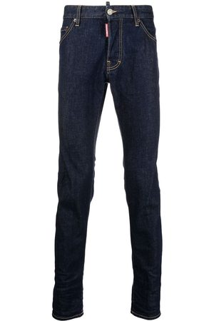Dsquared2 Icon-print slim-fit jeans