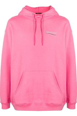 Balenciaga Campaign logo hoodie