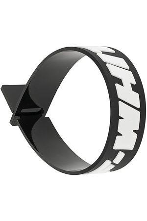OFF-WHITE 2.0 thin industrial bracelet