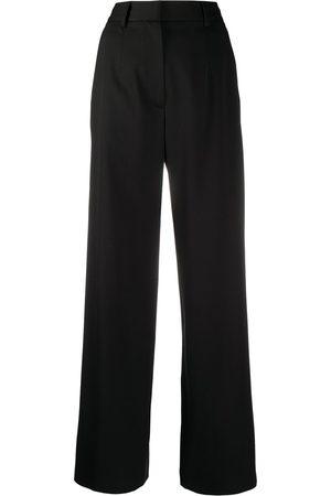 MM6 MAISON MARGIELA High-waist tailored trousers