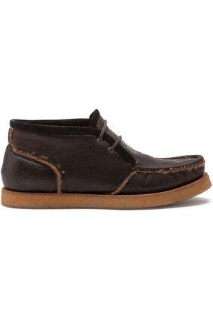 Dolce & Gabbana Merino-wool lined Desert boots