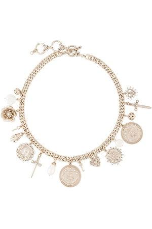 Marchesa Women Necklaces - Coin charm necklace