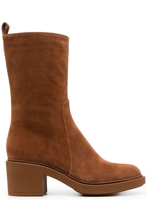Gianvito Rossi Ankle-length boots
