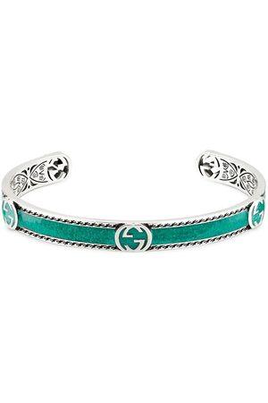 Gucci Women Bracelets - Interlocking G sterling bracelet