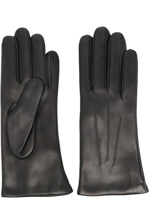 Dents Isabelle cashmere-lined leather gloves