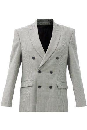 WARDROBE.NYC Wardrobe. nyc - Houndstooth-check Merino-wool Twill Blazer - Womens