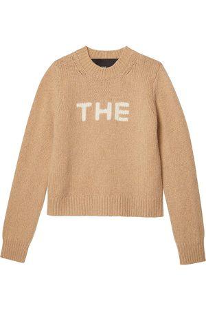 Marc Jacobs The intarsia knit jumper - Neutrals