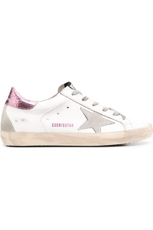 Golden Goose Superstar low-top sneakers