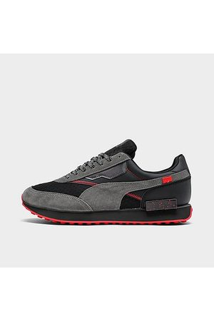 PUMA Men Casual Shoes - Men's Future Rider AM Casual Shoes in Grey