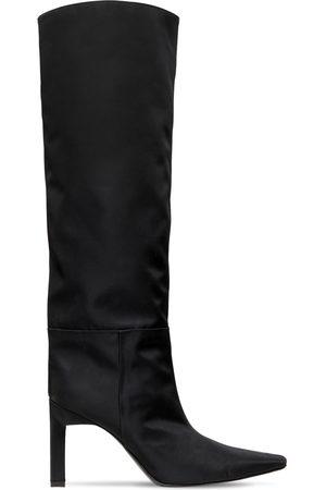 The Attico 85mm Nylon Tall Boots
