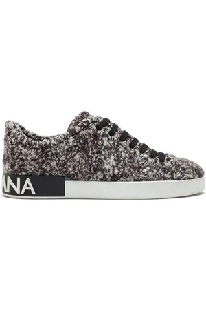 Dolce & Gabbana Knitted low-top sneakers