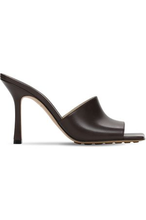 Bottega Veneta 90mm Leather Sandals